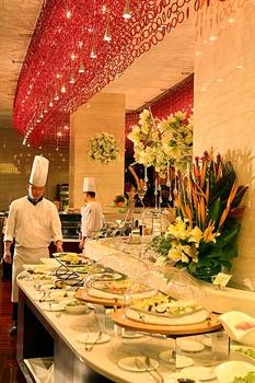 北京裕龙国际酒店德拉索餐厅