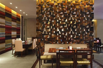 广州广交会威斯汀酒店知味西餐厅
