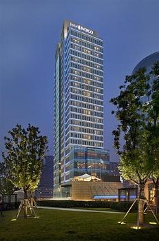 上海外滩英迪格酒店酒店外观图片