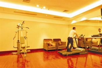 武汉华天大酒店健身房