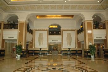 九江远洲国际大酒店酒店大堂