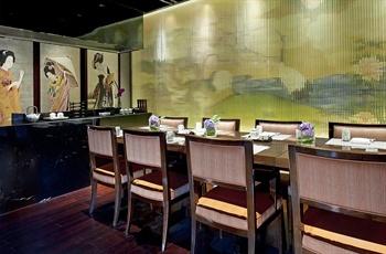 常州武进九洲喜来登酒店湖月日式餐厅