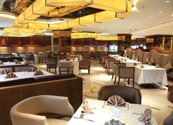 西安天朗森柏大酒店西餐厅