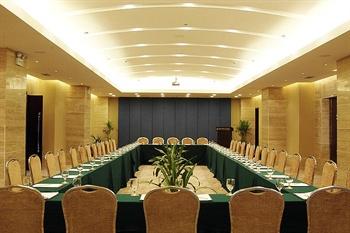 武汉雄楚国际大酒店会议室
