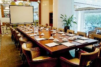 惠州康帝国际酒店西餐厅VIP包房