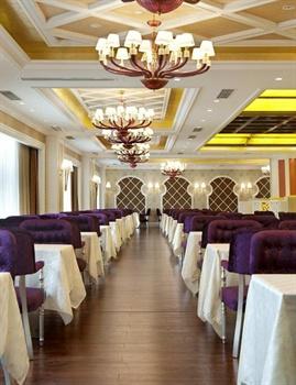 成都广都国际酒店西餐厅
