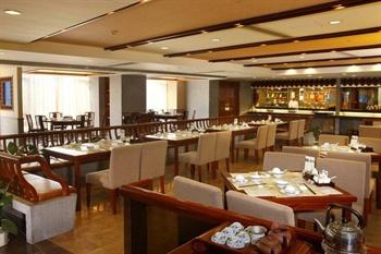 东莞旗峰山铂尔曼酒店餐厅