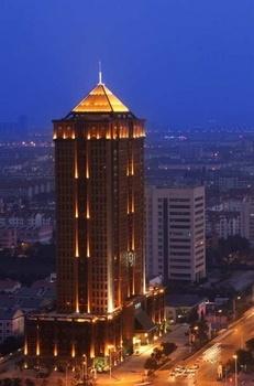 常熟世贸国际饭店酒店外观图片