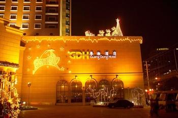 上海粤海酒店酒店外观