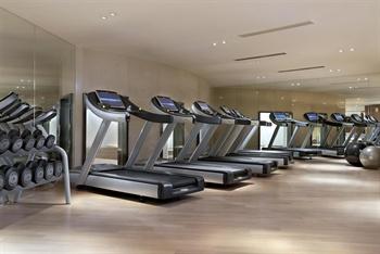 上海新天地朗廷酒店健身房