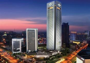 南京金陵饭店酒店外观图片