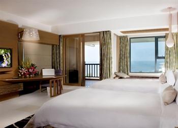 惠东金海湾嘉华度假酒店豪华海景房