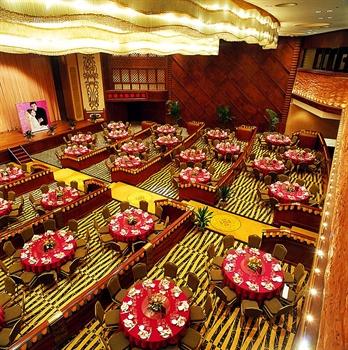 北京长安大饭店(陕西大厦)秦乐宫剧院餐厅-婚宴
