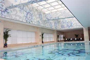 泰州國際金陵大酒店游泳池