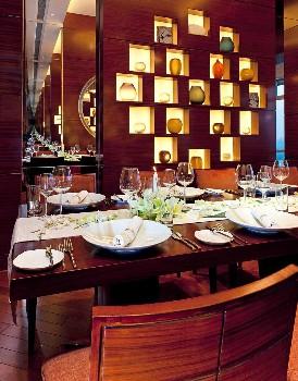 南京金茂威斯汀大酒店餐厅