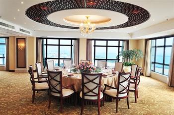 上海金山滨海铂骊酒店餐厅