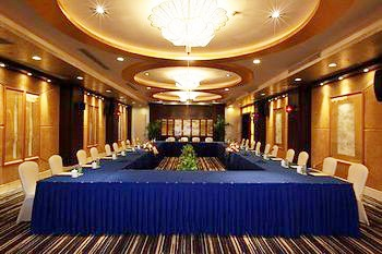 南京武家嘴国际大酒店会议室