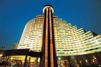 上海华亭宾馆外观图片