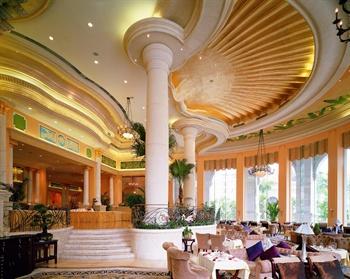 广州增城碧桂园凤凰城酒店维也纳西餐厅
