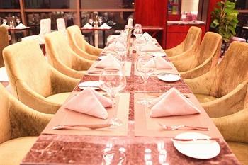 泰州国际金陵大酒店西餐厅