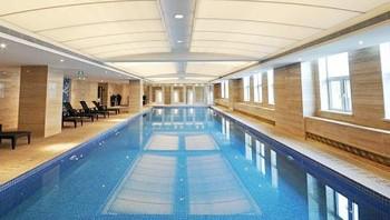 成都明悦大酒店游泳池