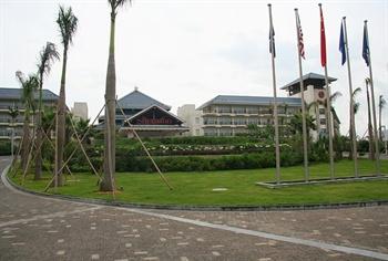惠州金海湾喜来登度假酒店酒店外观图片