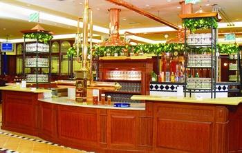 沈阳凯宾斯基饭店餐厅-普拉那啤酒坊吧台