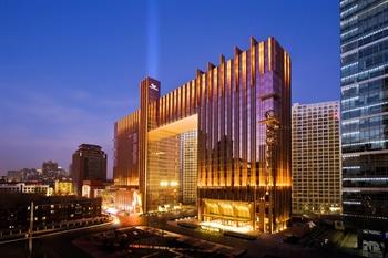 北京华彬费尔蒙酒店酒店外观图片