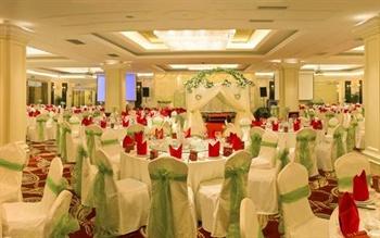 常州富都戴斯酒店百合厅婚宴