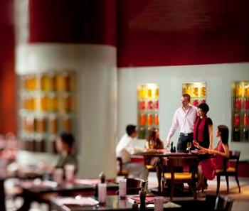 广州富力丽思卡尔顿酒店FOODS 自助餐厅
