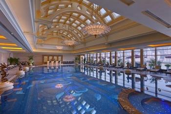重庆喜来登大酒店游泳池
