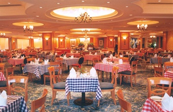 汕头帝豪酒店西餐厅