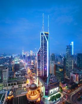 上海世茂皇家艾美酒店酒店外观图片