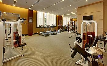 东莞悦莱花园酒店健身房/健身中心