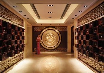 北京中国大饭店夏宫中餐厅