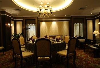 石狮建明国际大酒店中包厢