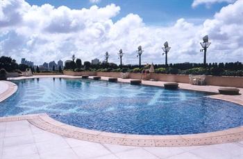 汕头帝豪酒店游泳池