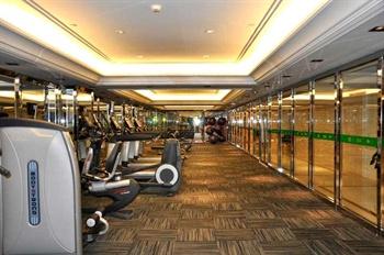 北京丰大国际大酒店健身房