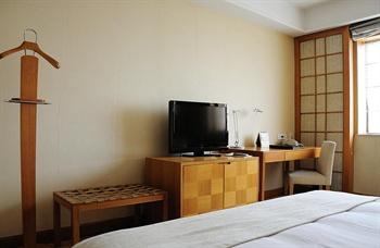 上海粤海酒店客房