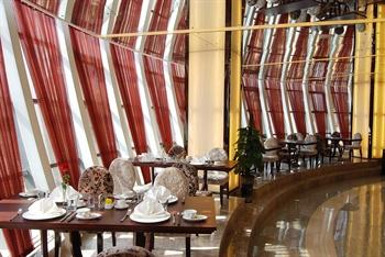 昆明晟世仟和酒店西餐厅