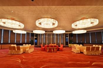 南京金陵新城饭店钟山厅