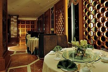广州嘉逸国际酒店中餐大厅