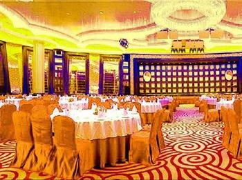 广州地中海国际酒店宴会厅