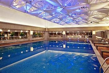 天津天诚丽筠酒店游泳池
