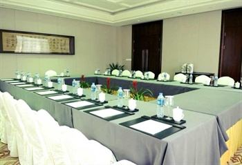 铜陵铜雀台金陵大酒店会议室