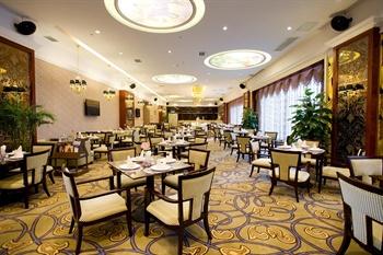 长沙金麓国际大酒店爱琴海西餐厅