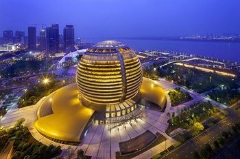 杭州洲际酒店酒店外观图片