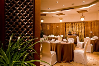 杭州第一世界休闲酒店湖畔厅