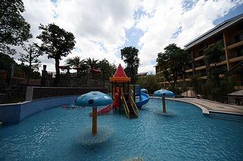 惠州龙门地派温泉度假酒店温泉