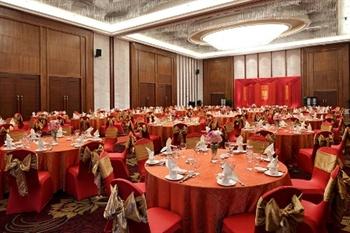 南昌格兰云天国际酒店中式宴会厅